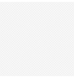 Rhombus modern white pattern vector
