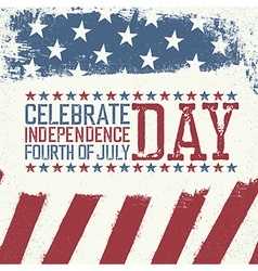 Independence day design template celebration vector