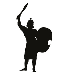 Persian Warriors Theme vector image