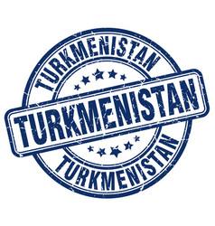Turkmenistan stamp vector