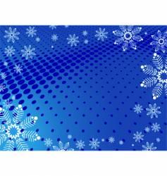 ugly snowflake vector image