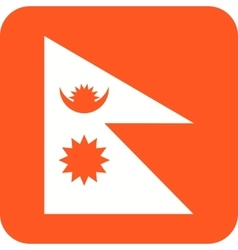 Nepal vector image