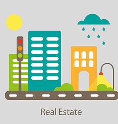 Realestate vector