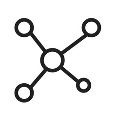 Networks vector