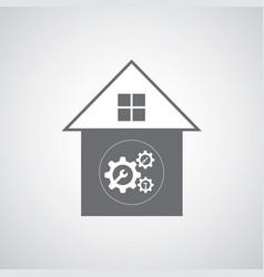 Home repair symbol vector