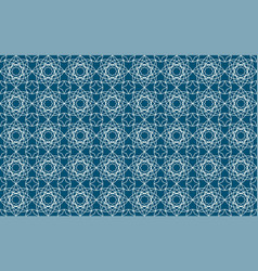 Islamic seamless pattern vector