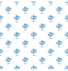 Lactobacilli pattern seamless vector