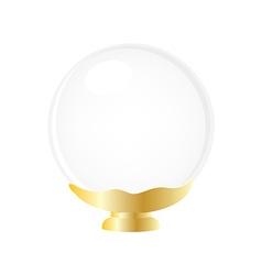 Magic orb vector