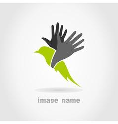 Birds4 vector image