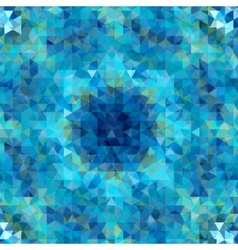 Abstract tiled mosaic background vector