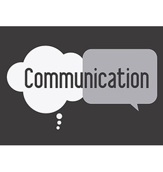 Communicate desing vector