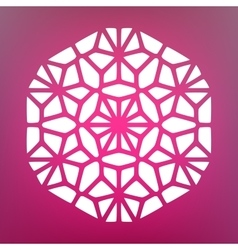 Decorative mandala ornaments vector
