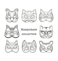 Masquerade vector
