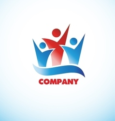 People logo vector