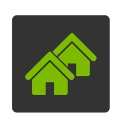 Realty icon vector