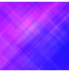 Abstract Blue Pink Pattern vector image