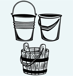 Set of buckets vector