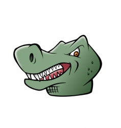 dinosaur treks vector image