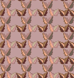 Pattern sheets plain brown for graphic design vector image vector image