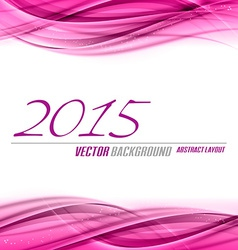 Purple Background 2015 vector image vector image