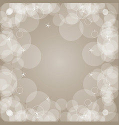 grayscale bubbles background icon vector image