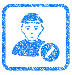 Modify user framed stamp vector