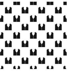 Pattern for sewing pattern vector
