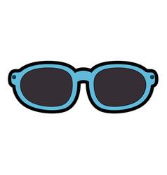 Sunglasses icon image vector