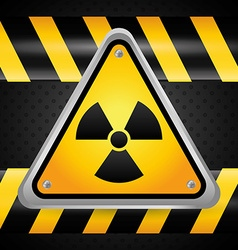 Warning sign design vector
