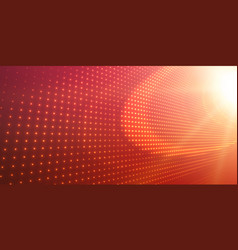 abstract background with shining vector image vector image