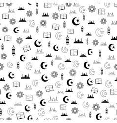 Islamic holy ramadan vector