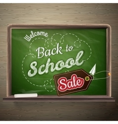 School board sale eps 10 vector