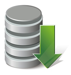 Download database vector image