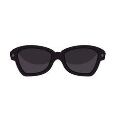 fashion sunglasses accesorie vector image