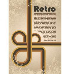 retro vector image