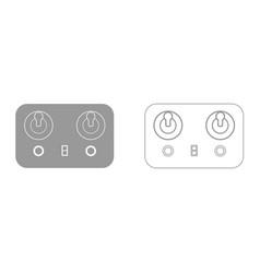 remote control it is icon vector image vector image
