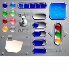 Web navigation vector