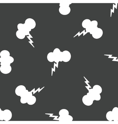 Lightning pattern vector