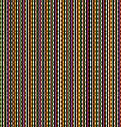 Colored striped texture vector image vector image