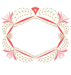 Decorative template 3 vector
