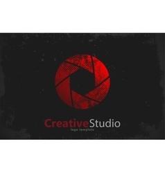Creative studio logo design camera logo creative vector