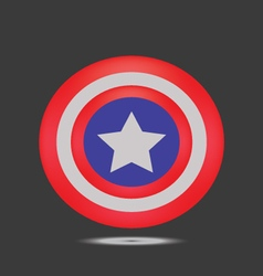 Capitan-america-shield vector