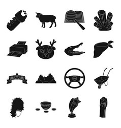 Film instrument cars taxi and other web icon in vector