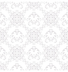 Floral seamless wallpapers in the style of baroque vector