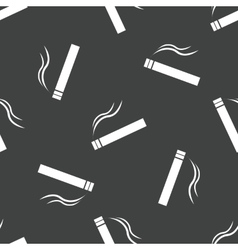 Cigarette pattern vector