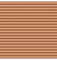 Striped brown seamless pattern vector