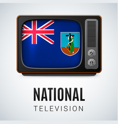 National television vector