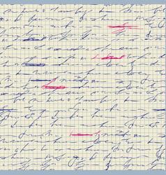 Vintage grunge pattern vector