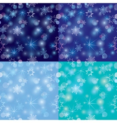 Xmas light seamless 380 vector