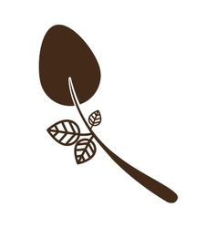 Isolated spoon design vector